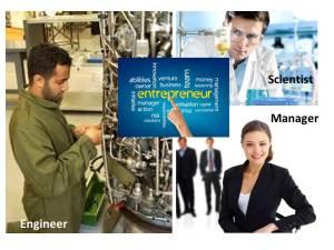 Sc En Mgr as entrepreneur