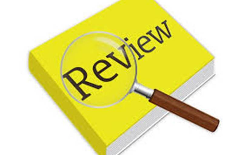 Another positive review on our recentbook!