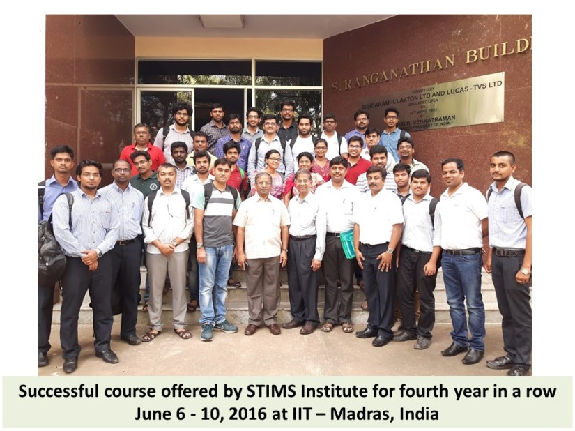 STIMS Institute offers industry focused education for fourth year in a row.